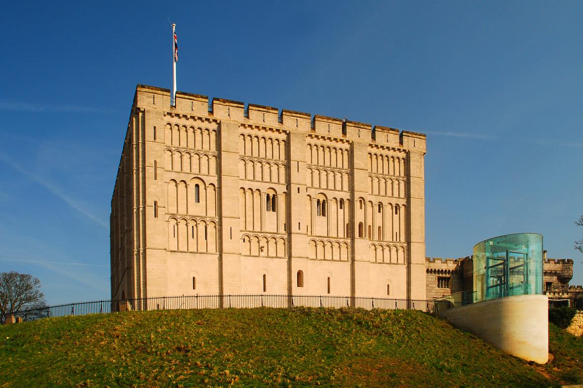 Norwich castle1