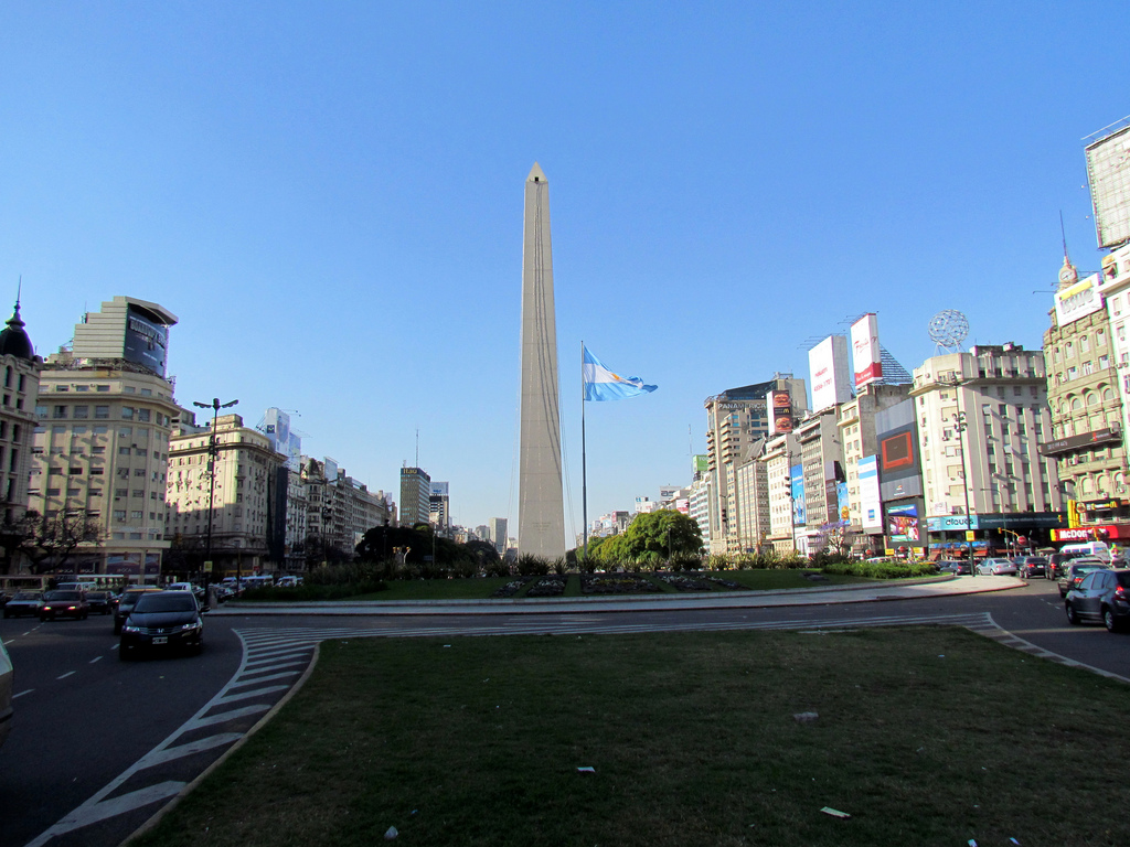 Obeliscul din Buenos Aires11