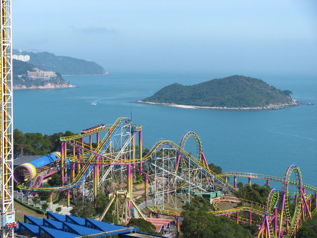 Ocean Park din Honk Kong11
