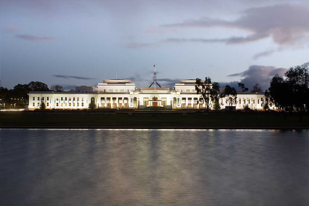 Old Parliament House din Canberra1