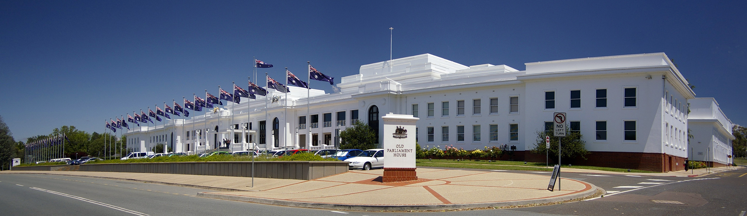 Old Parliament House din Canberra11