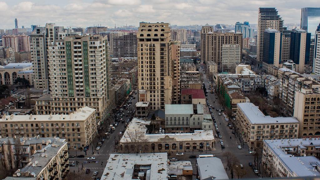 Orasul Baku