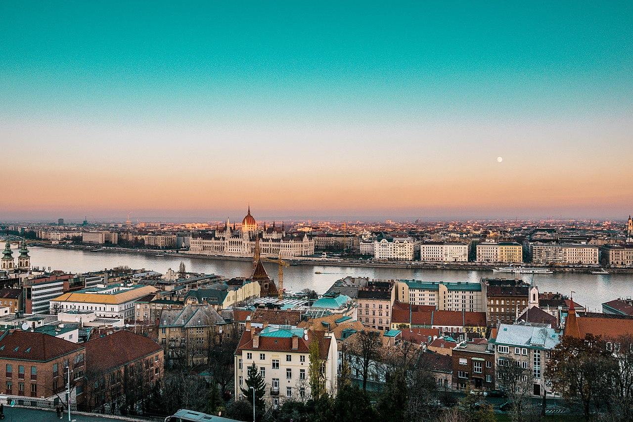 Orasul Budapesta