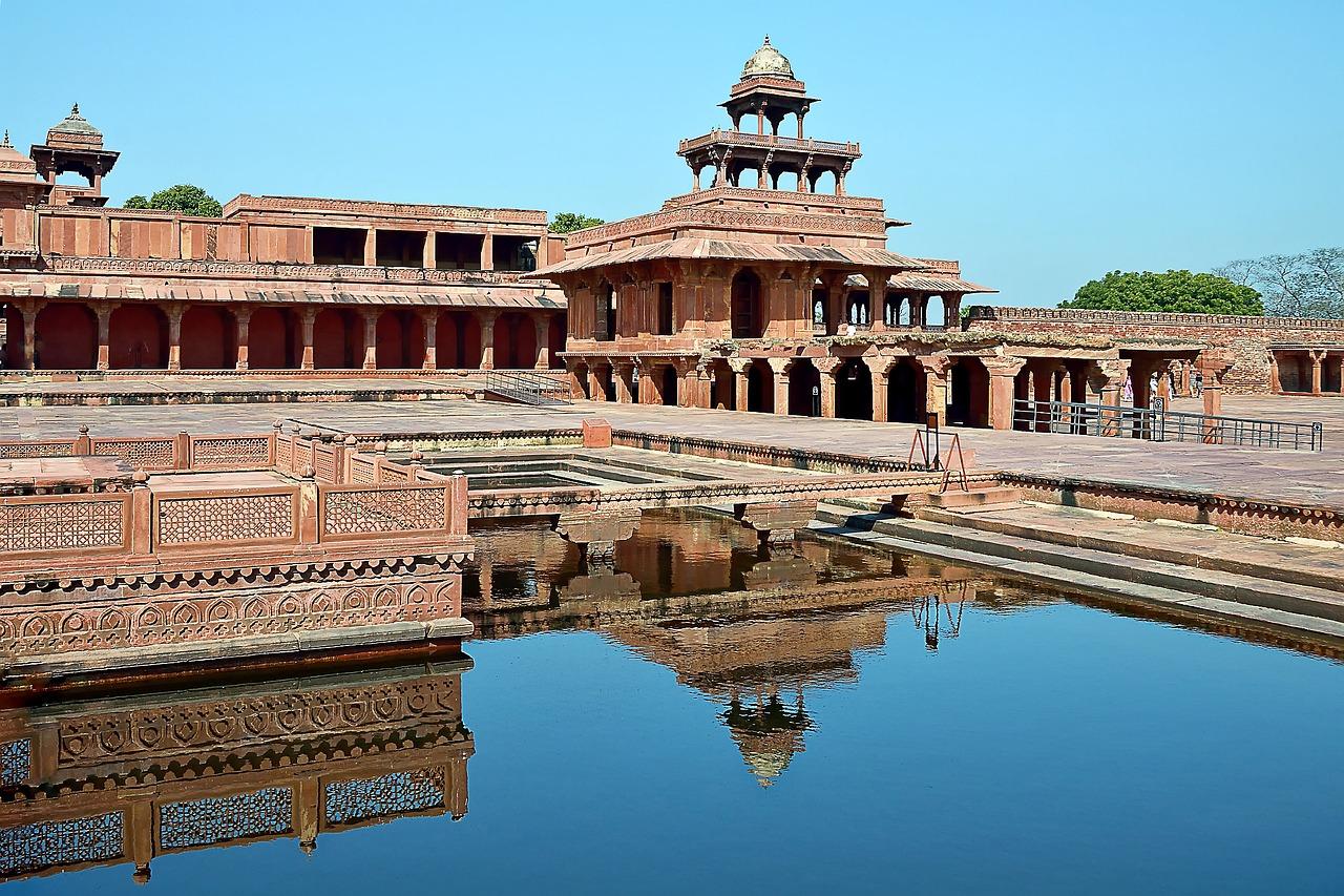 Orasul Fatehpur Sikri