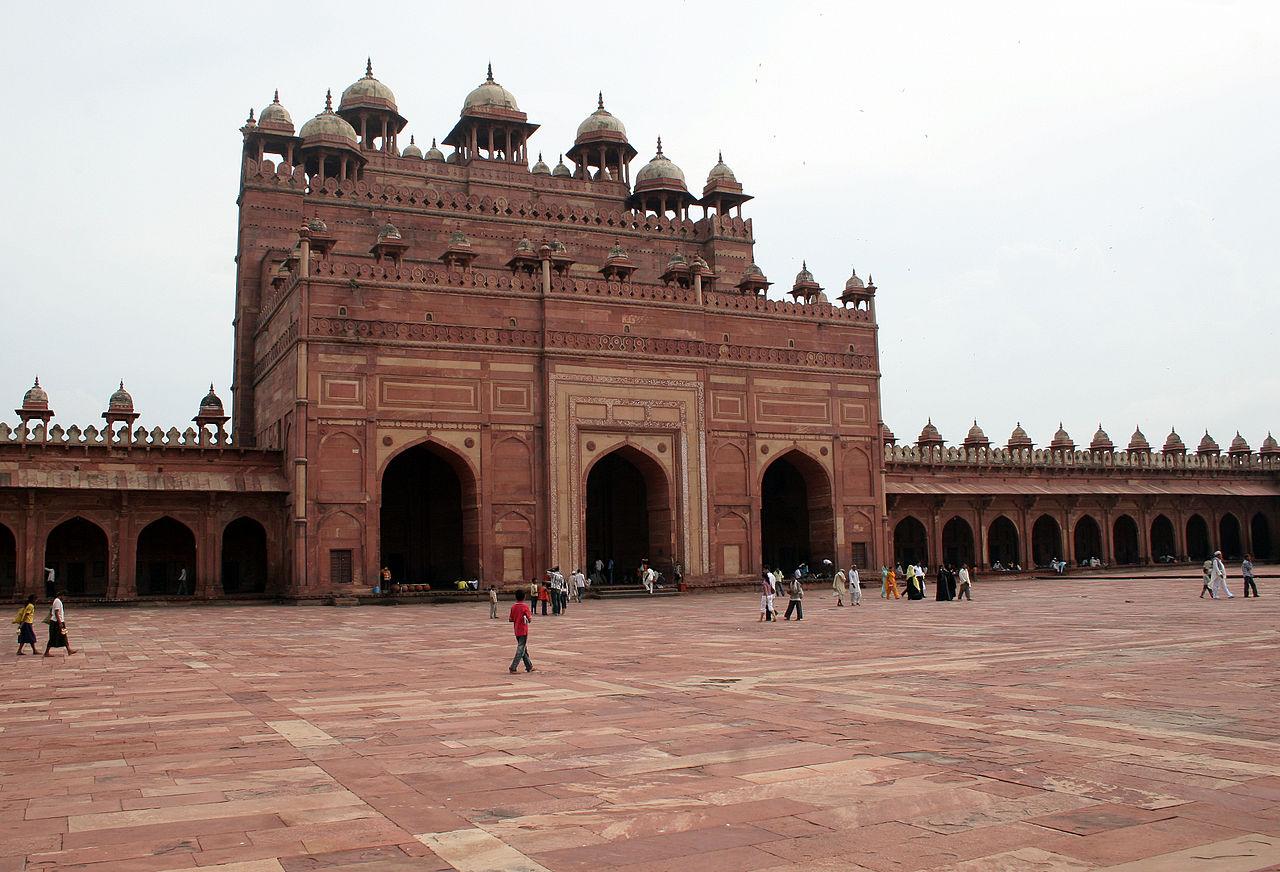 Orasul Fatehpur Sikri11