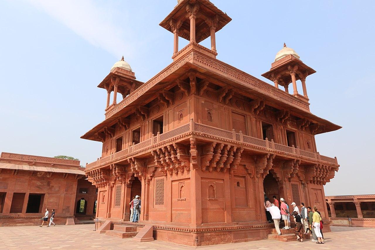Orasul Fatehpur Sikri111