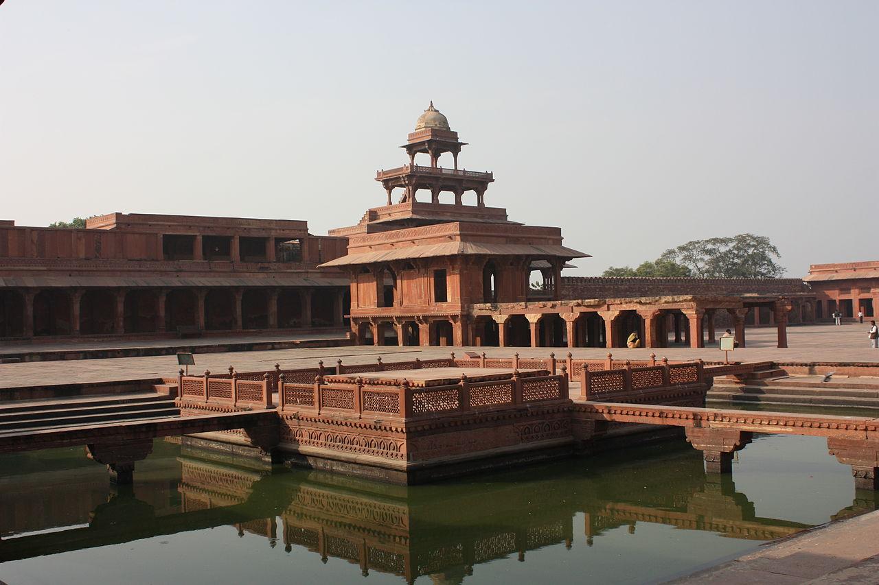 Orasul Fatehpur Sikri1111