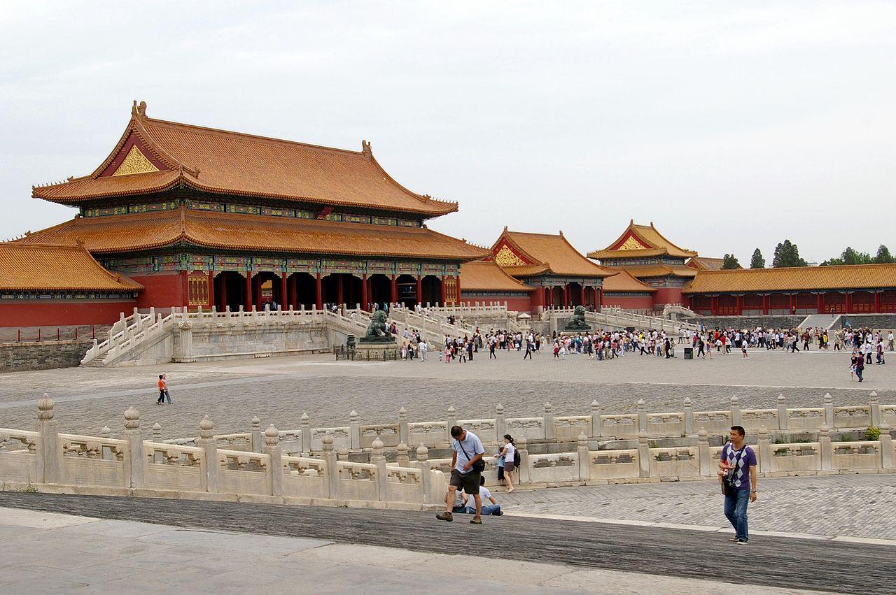 Orasul Interzis din Beijing1