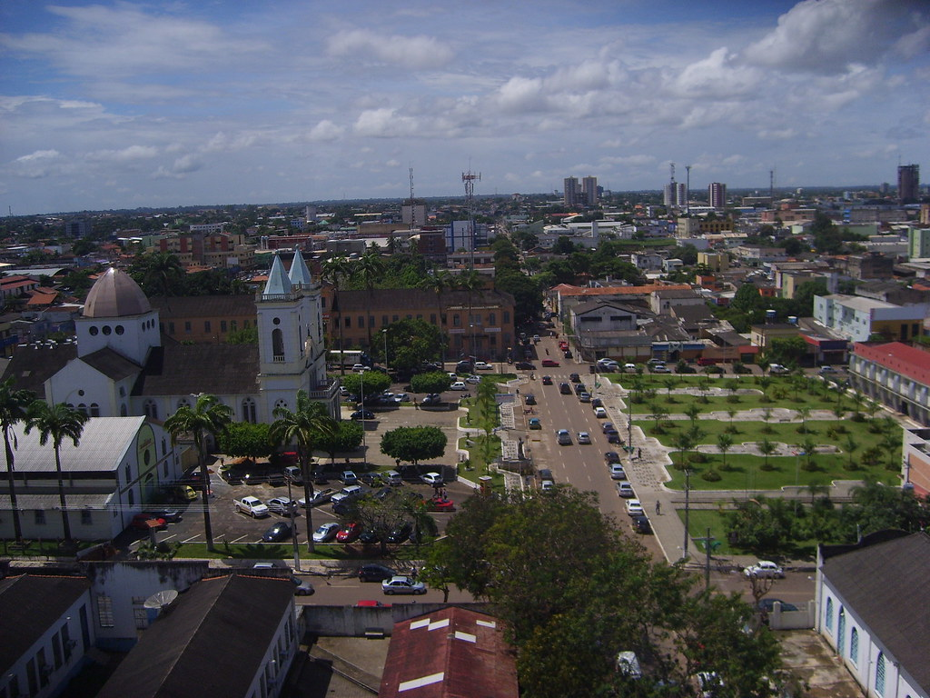 Orasul Porto Velho