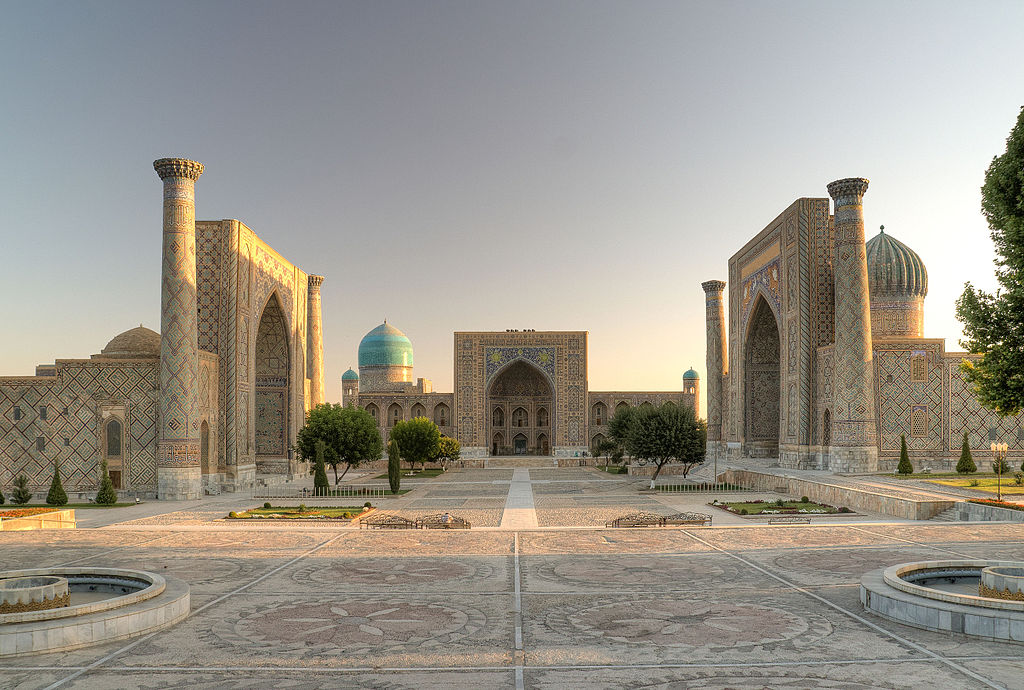 Orasul Samarkand