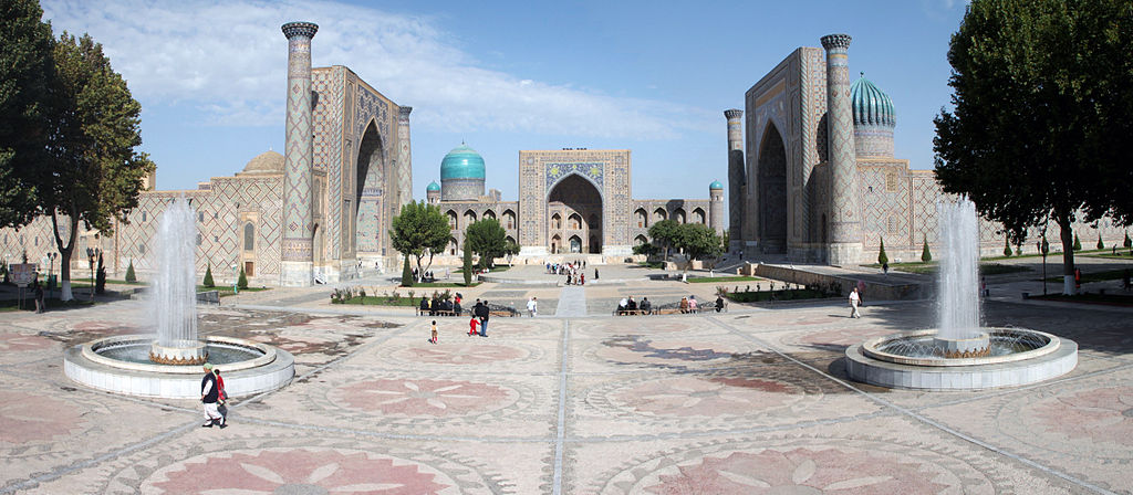 Orasul Samarkand1111