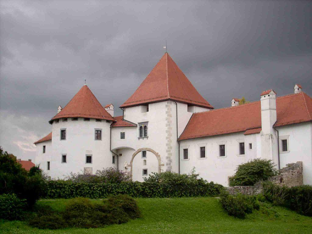 Orasul Varazdin castel