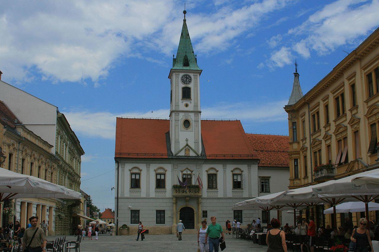 Orasul Varazdin