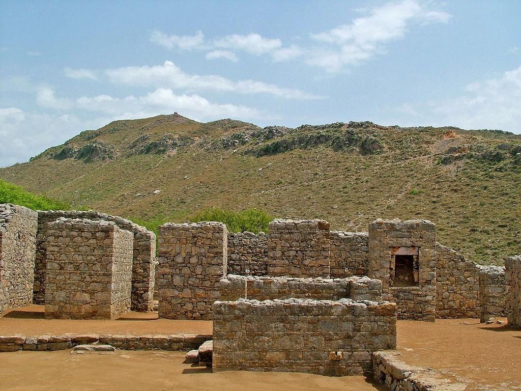 Orasul antic Taxila1111