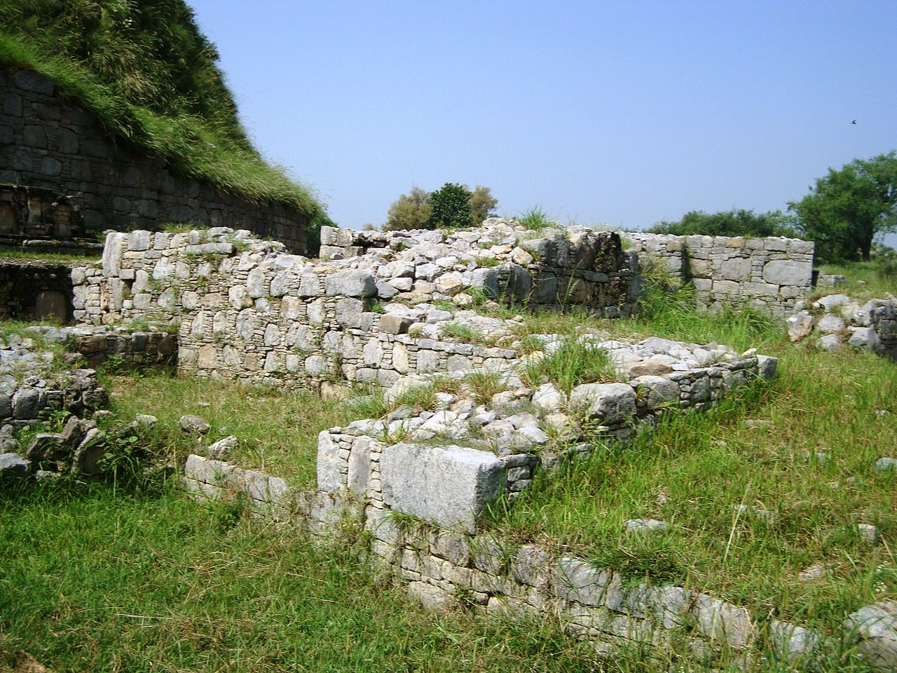 Orasul antic Taxila11111