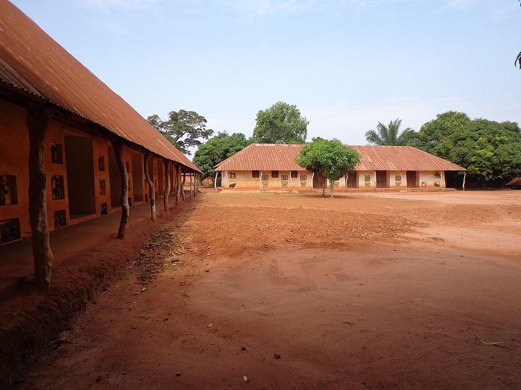 Palatele regale de la Abomey