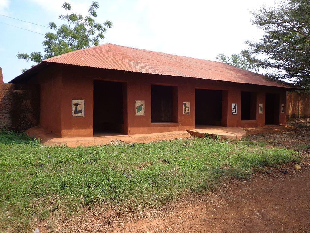 Palatele regale de la Abomey1