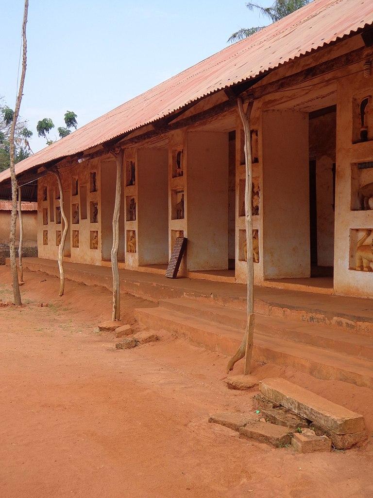 Palatele regale de la Abomey111