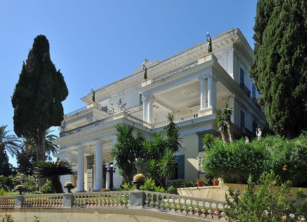Palatul Achilleion1