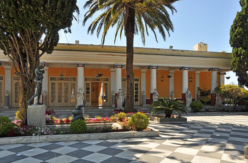 Palatul Achilleion11