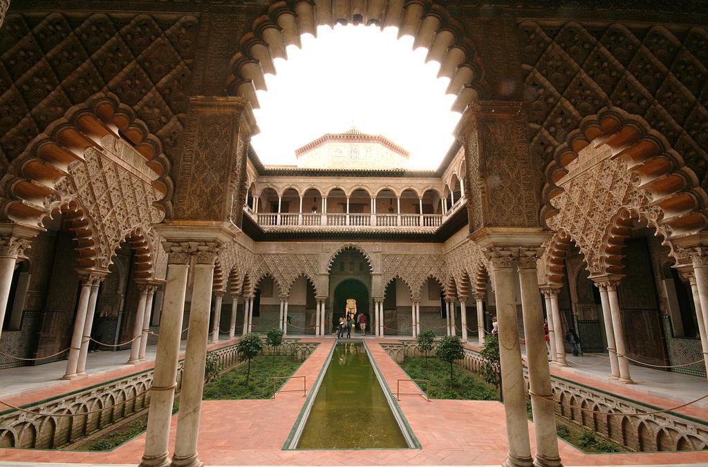 Palatul Alcazar1