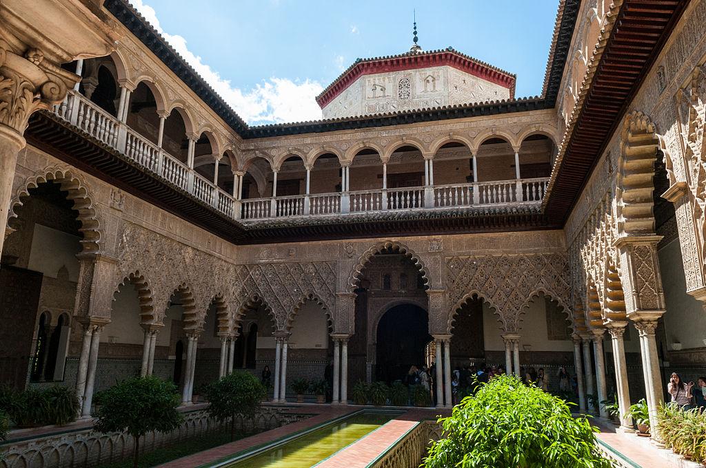 Palatul Alcazar11