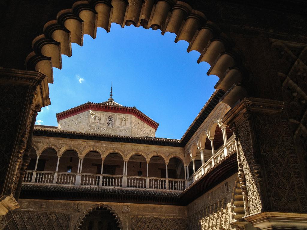 Palatul Alcazar1111