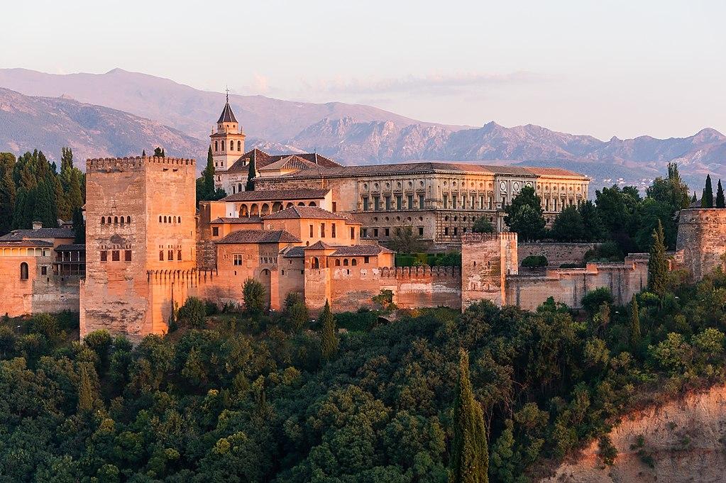 Palatul Alhambra Granada