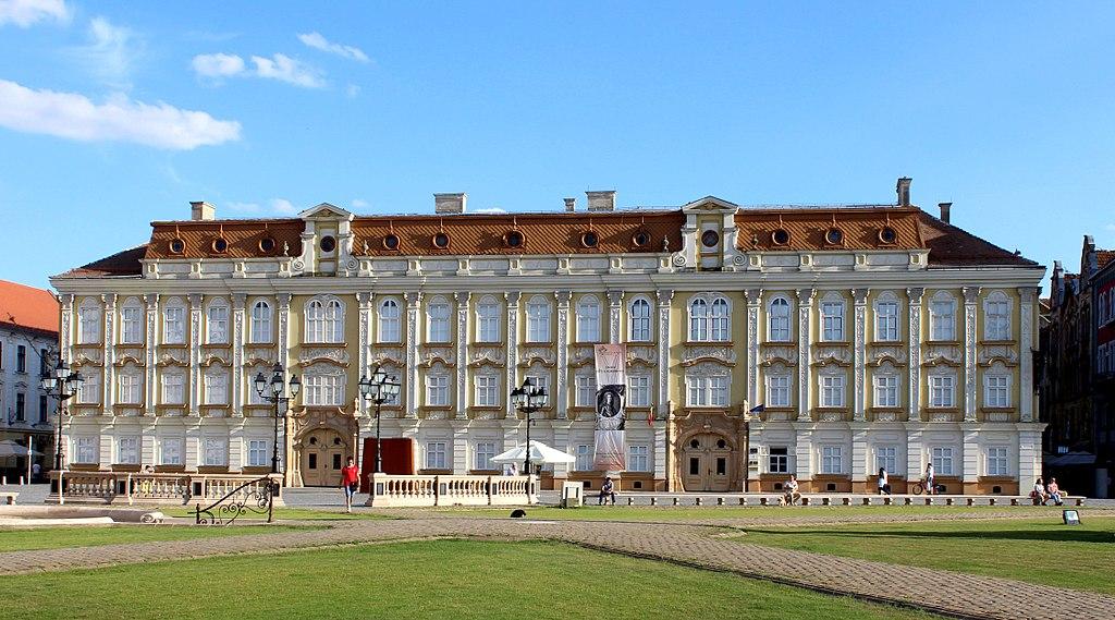 Palatul Baroc din Timișoara