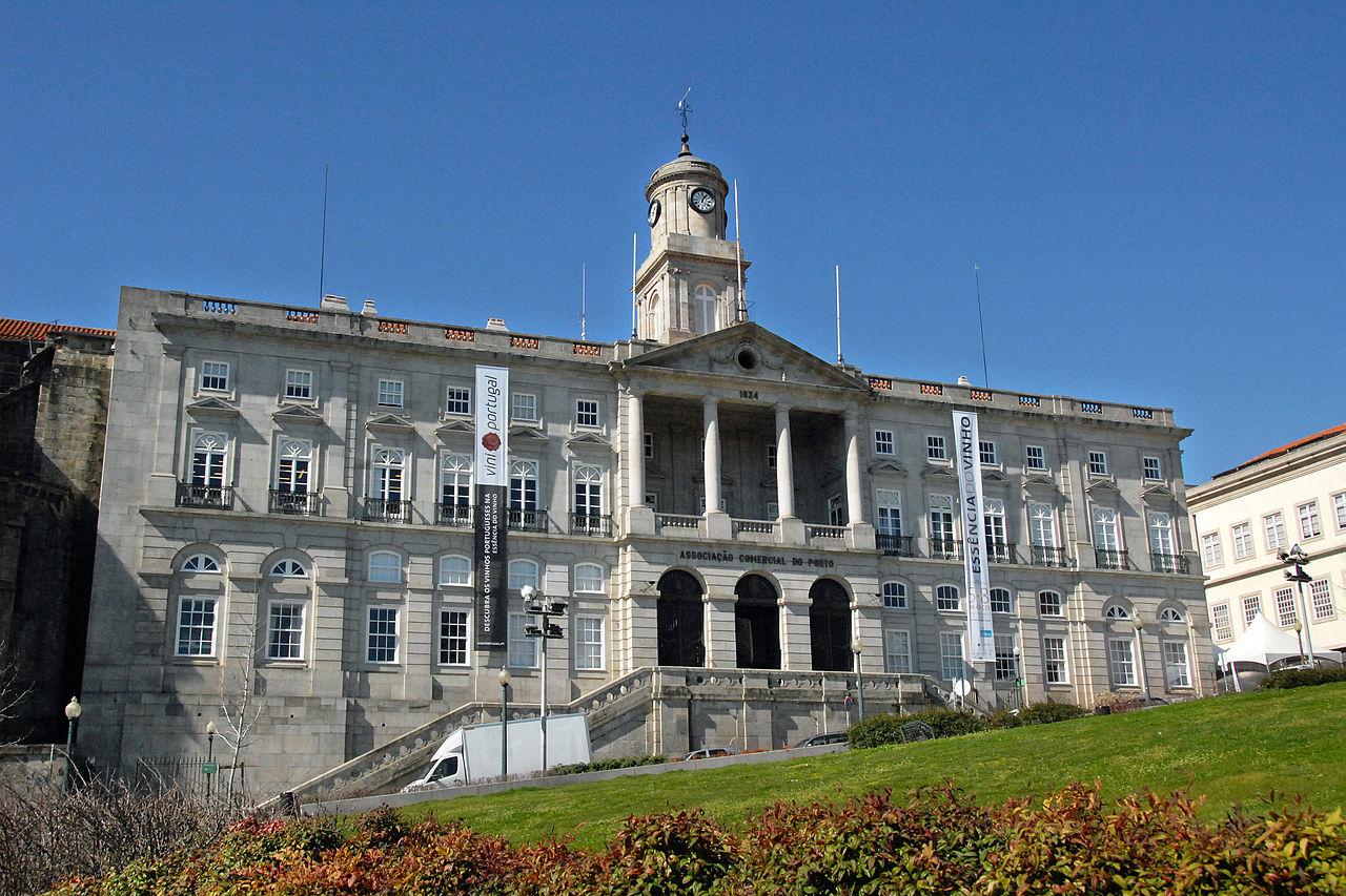 Palatul Bursei din Porto