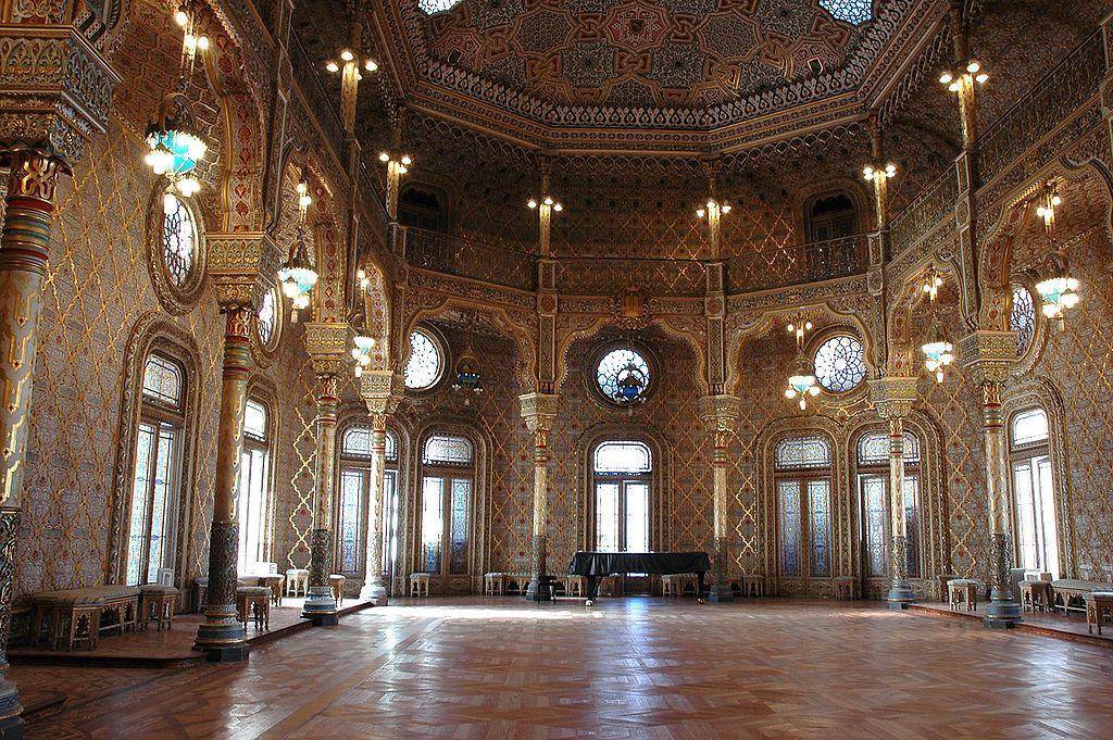 Palatul Bursei din Porto1