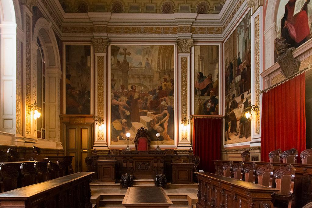 Palatul Bursei din Porto11