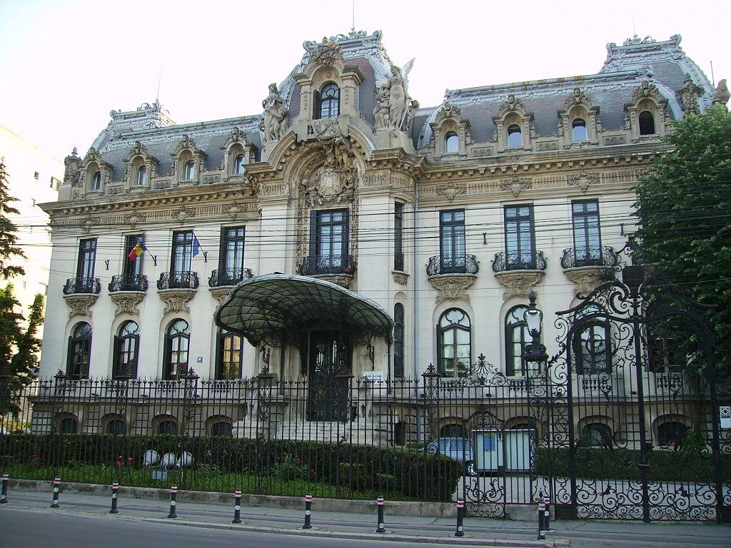 Palatul Cantacuzino din Bucureşti