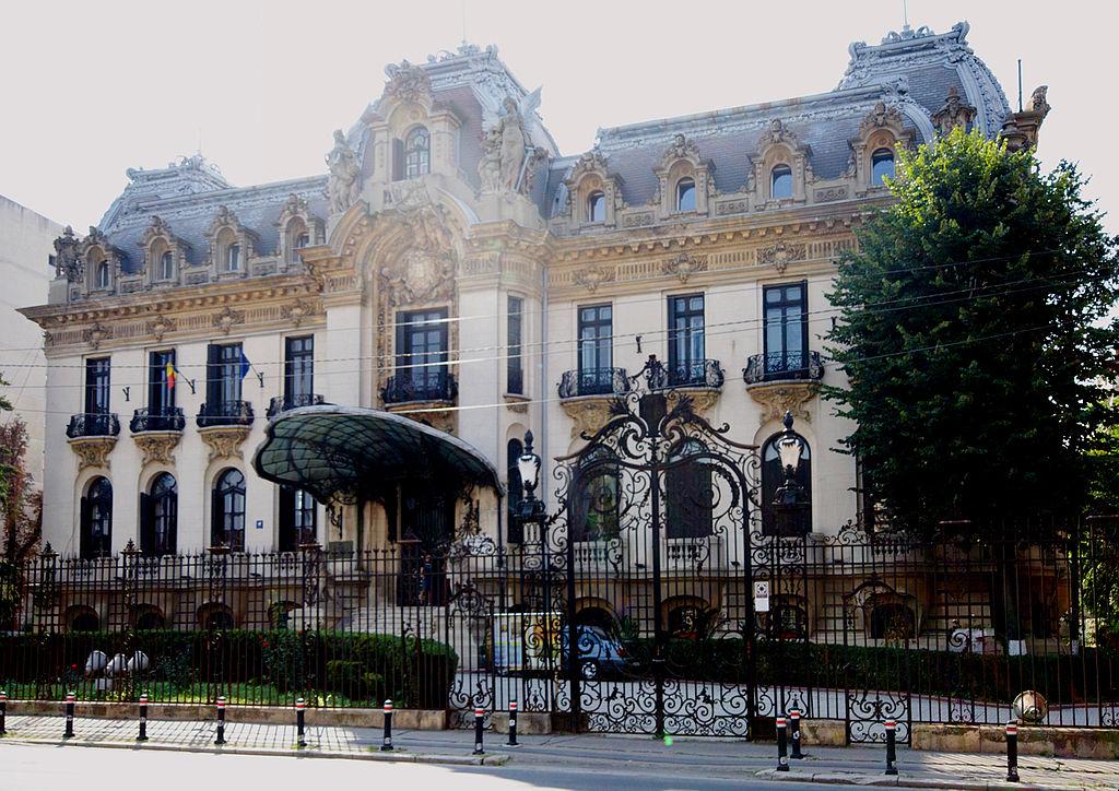 Palatul Cantacuzino din Bucureşti1