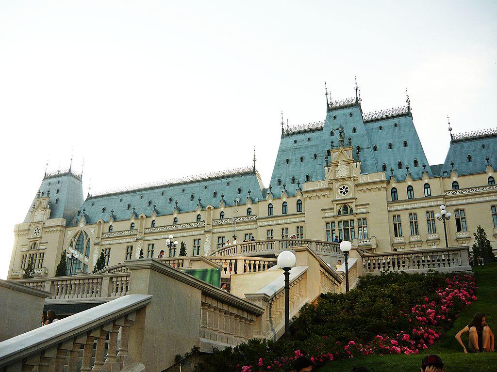 Palatul Culturii din Iaşi1