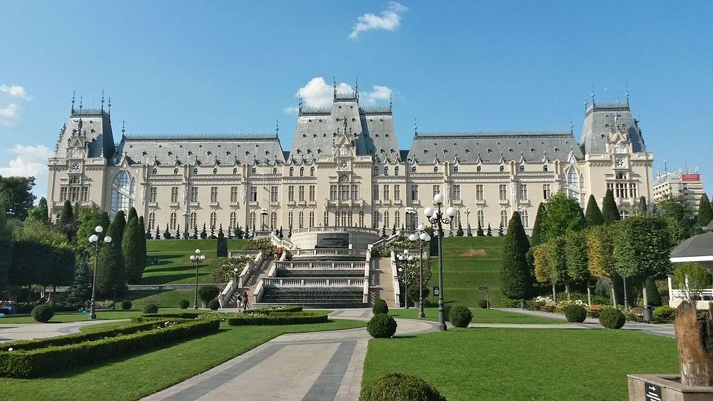 Palatul Culturii din Iaşi111