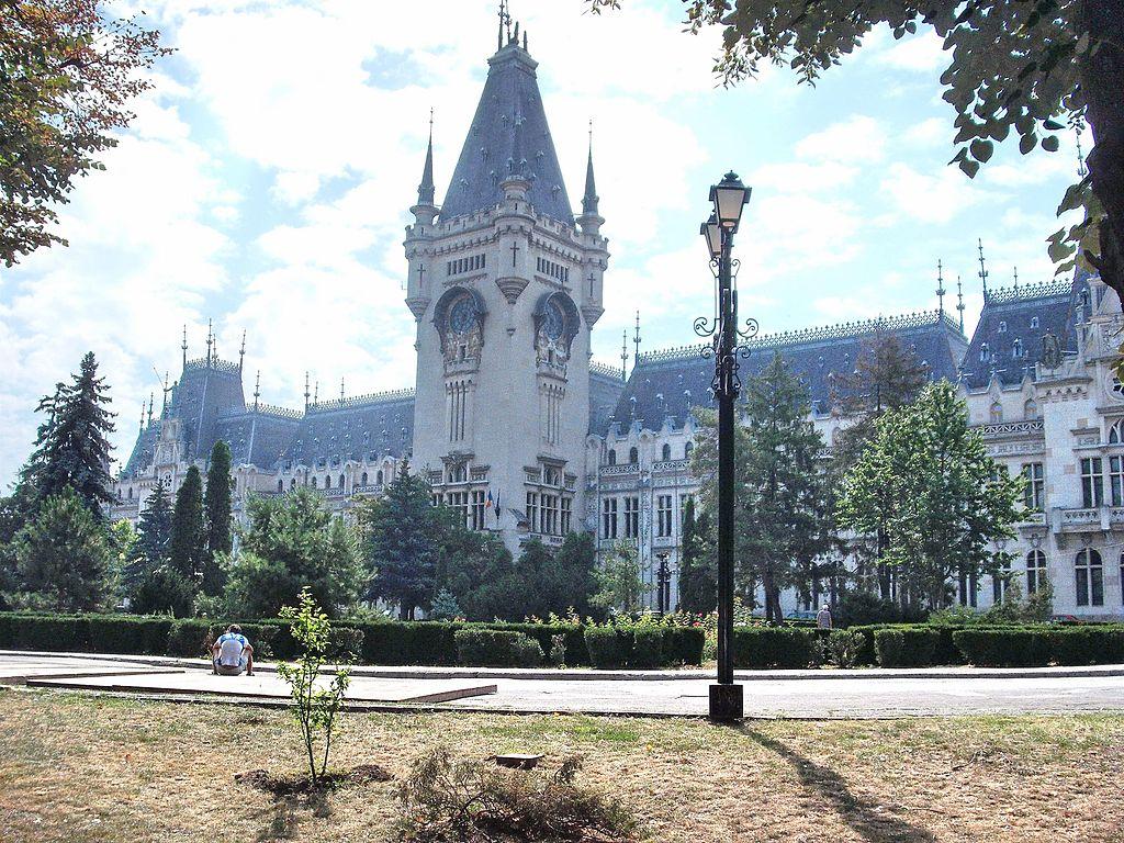 Palatul Culturii din Iaşi1111