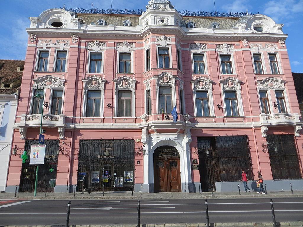 Palatul Czell