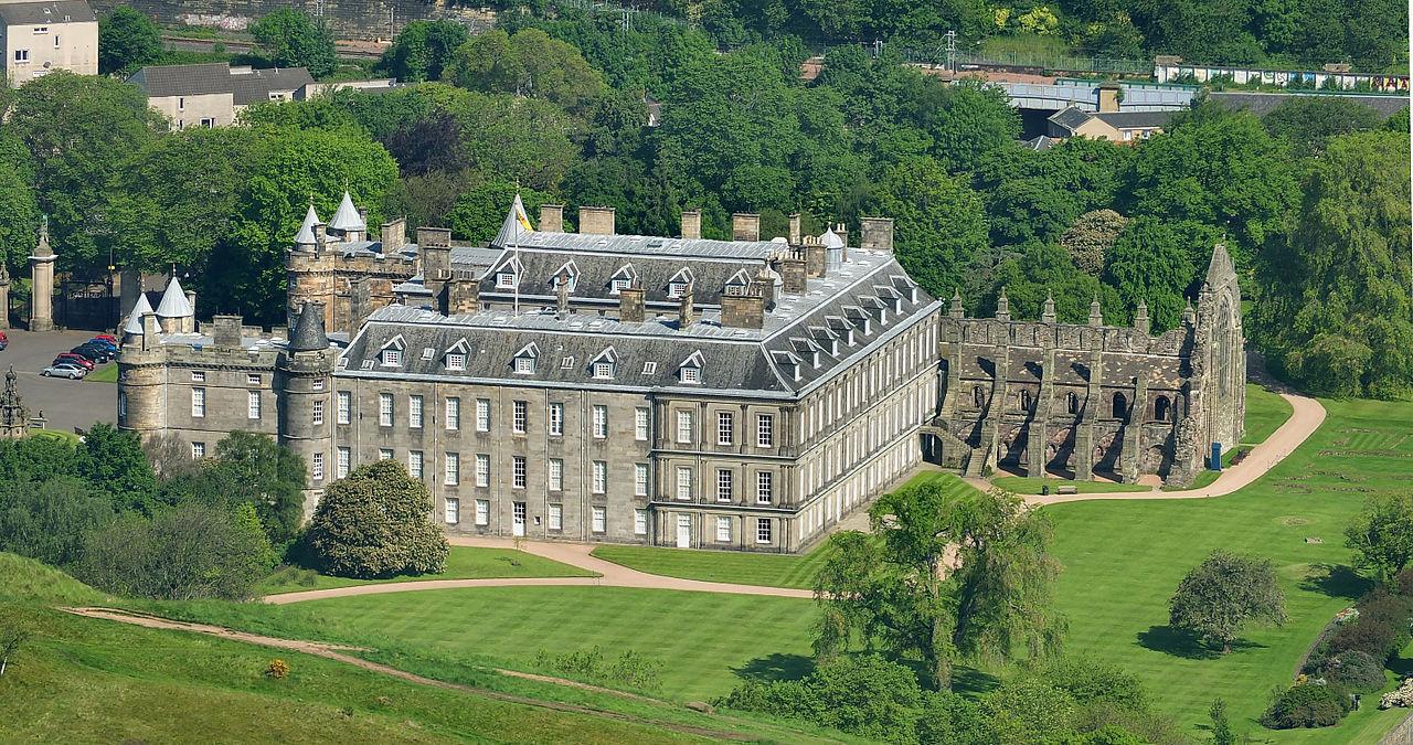 Palatul Holyroodhouse