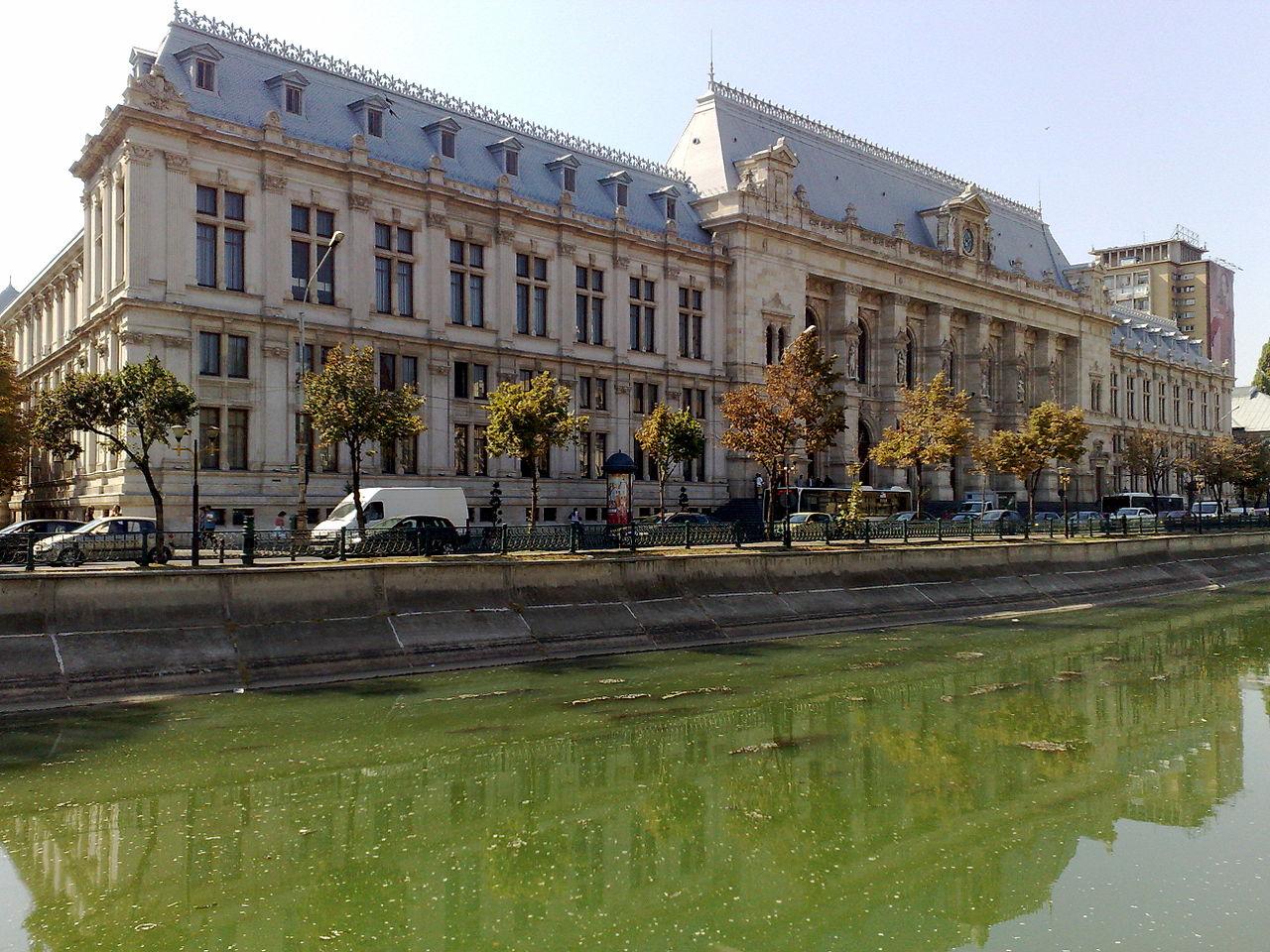 Palatul Justiţiei din Bucureşti1