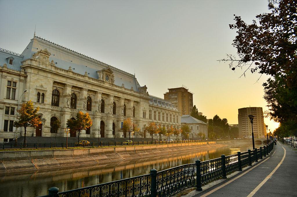 Palatul Justiţiei din Bucureşti123