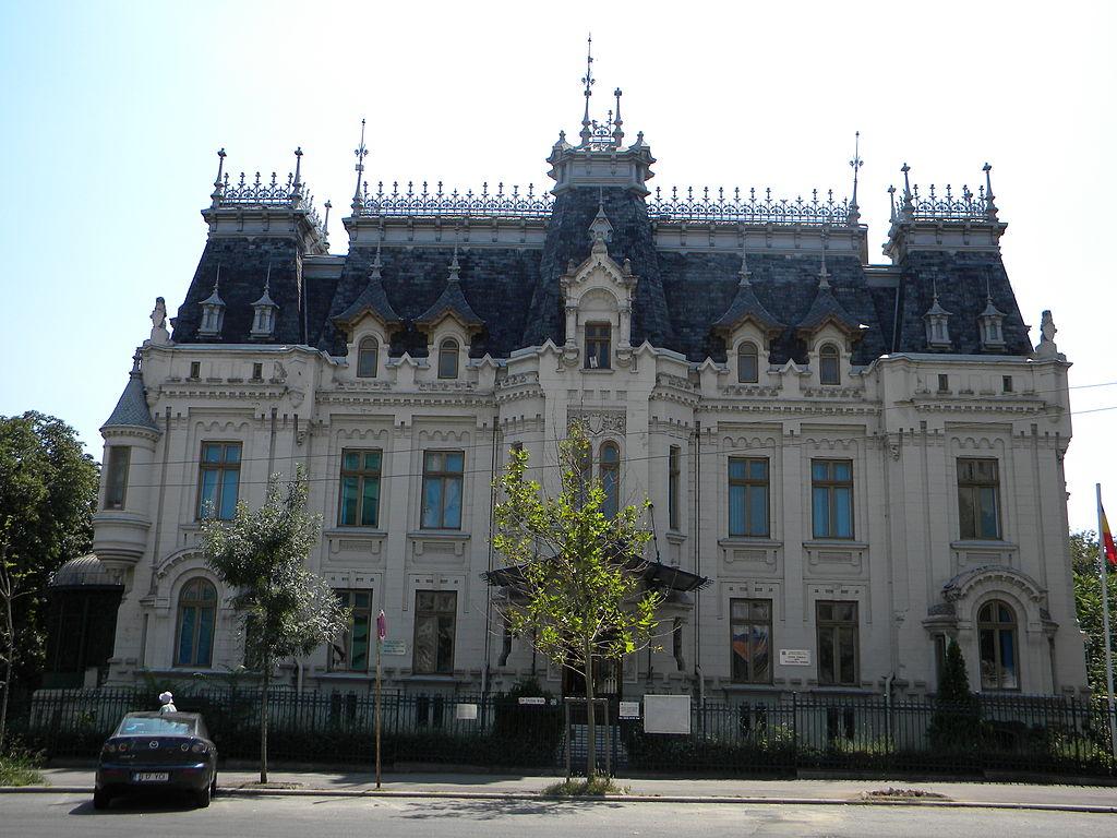 Palatul Kretulescu