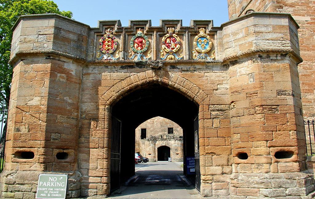 Palatul Linlithgow1
