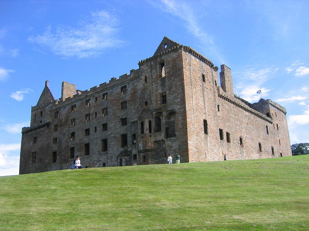 Palatul Linlithgow11