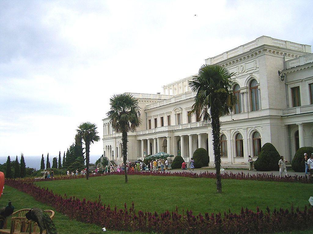 Palatul Livadia