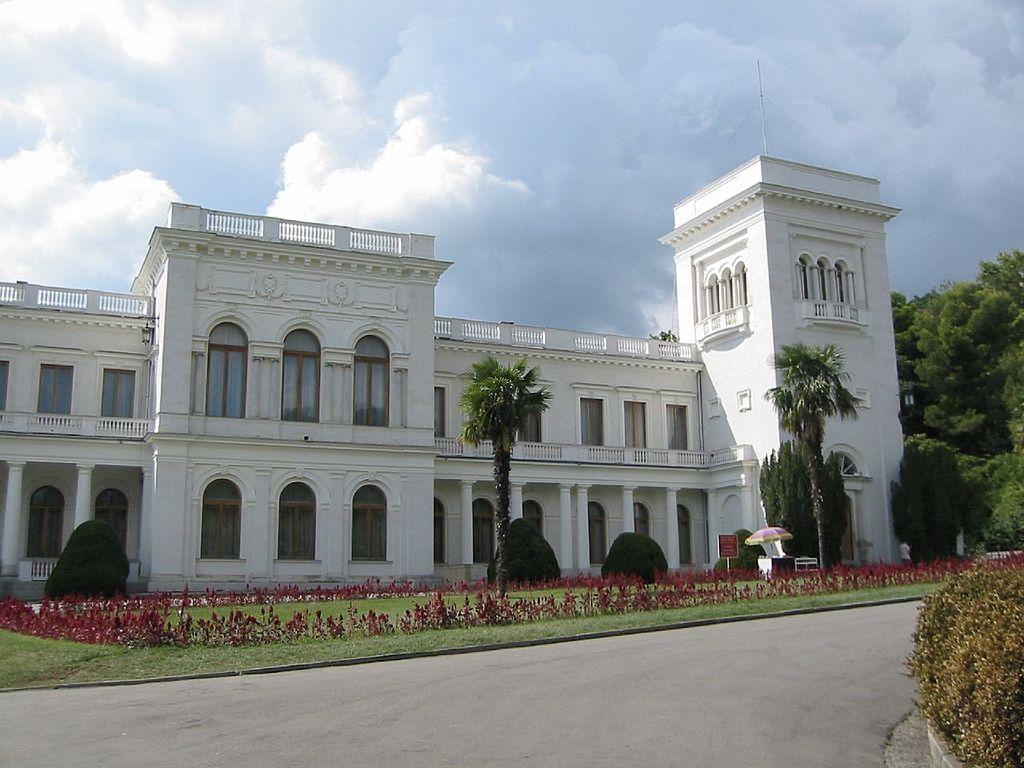 Palatul Livadia1