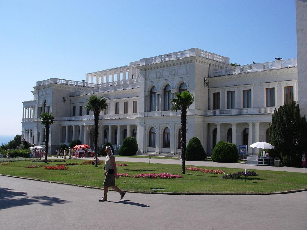 Palatul Livadia111