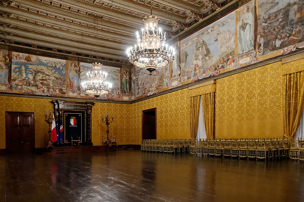 Palatul Marilor Maestri111