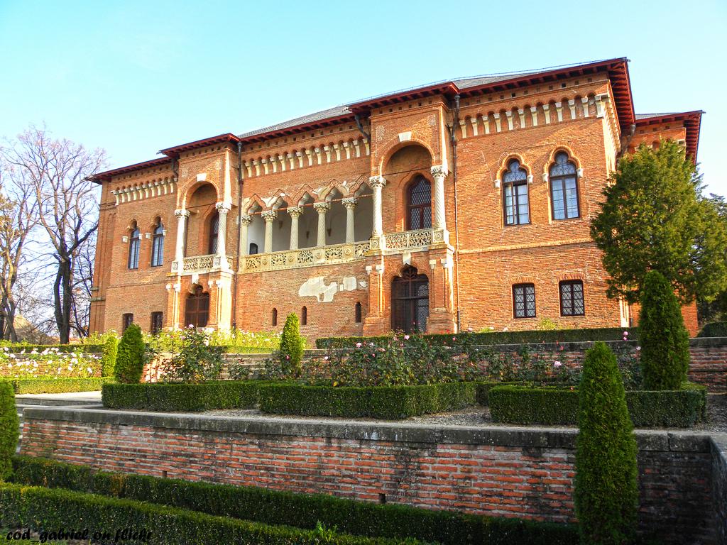 Palatul Mogosoaia11