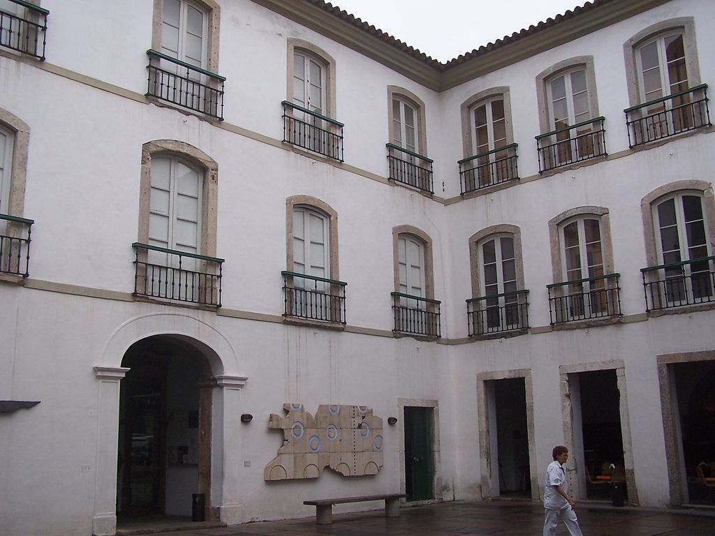 Palatul Paco Imperial interior
